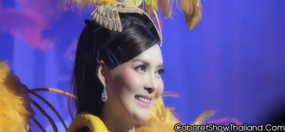 Golden Dome Cabaret Show Bangkok Thailand